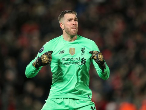 Jurgen Klopp on Liverpool goalkeeper Adrian's blunder: 'It is the wrong decision'