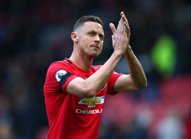 Nemanja Matic joined Manchester United in 2017 (Picture: Getty)