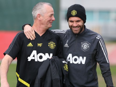 Juan Mata and Lee Grant explain how Manchester United's squad have been training during coronavirus quarantine