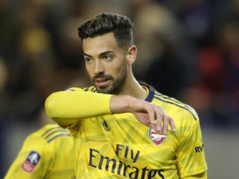 Pablo Mari casts doubt over his Arsenal future