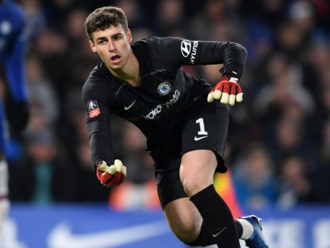 Chelsea vs Liverpool: Frank Lampard explains starting Kepa Arrizabalaga & Billy Gilmour