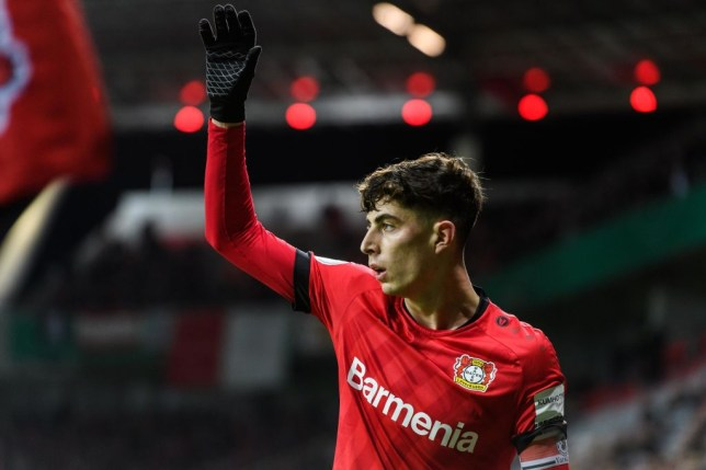 Man Utd And Liverpool Discover Price To Sign Germany Playmaker Kai Havertz Metro News