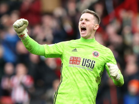 Manchester United make decision on Dean Henderson's future