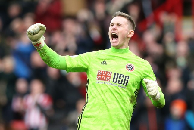 Manchester United Make Decision On Dean Henderson S Future Metro News