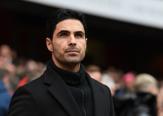 Arsenal manager Mikel Arteta has tested positive for coronavirus