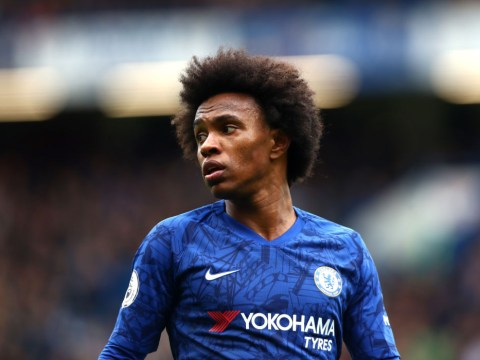Willian gives Arsenal and Tottenham hope of signing him from Chelsea