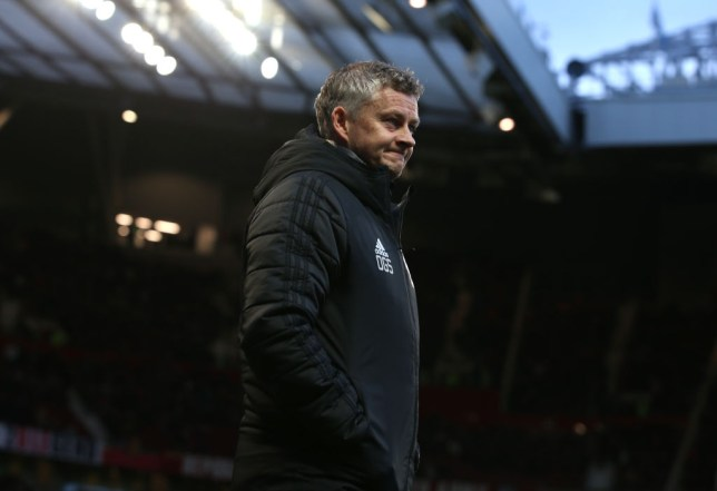 Ole Gunnar Solskjaer's Manchester United have completed the league double over Manchester City