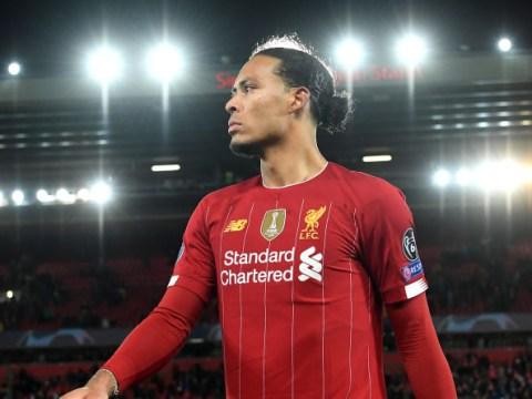 Virgil van Dijk reveals how Liverpool players reacted in dressing room after Atletico Madrid defeat