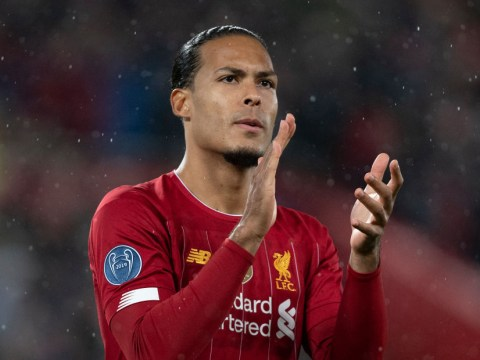 Virgil van Dijk explains why he chose to join Liverpool over Man City