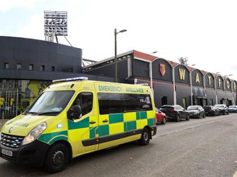 Watford offer NHS use of Vicarage Road stadium to help fight coronavirus pandemic