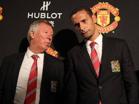 Rio Ferdinand reveals how Man Utd boss Sir Alex Ferguson contributed to England's lack of international success