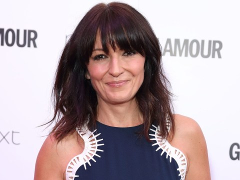 Davina McCall still on hormone replacement therapy eight years after starting perimenopause