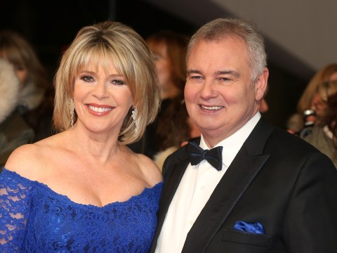 Eamonn Holmes 'nursing' wife Ruth Langsford through difficult year after sister's death