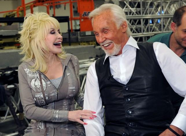 Dolly Parton Kenny Rogers
