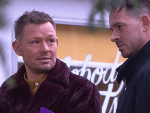Hollyoaks spoilers: Darren Osborne offers to help Kyle Kelly plan his wedding to Nancy