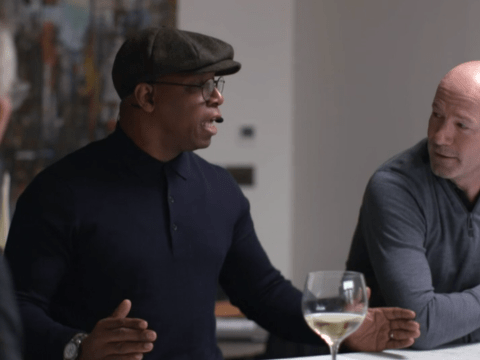 Ian Wright reveals he was blanked by Arsenal's cliquey French players – including Patrick Vieira