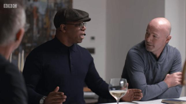 Arsenal legend Ian Wright discusses Patrick Vieira