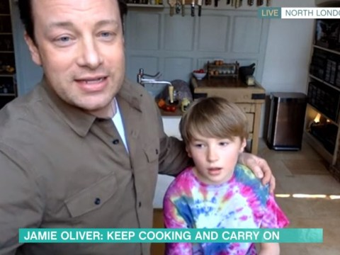 Jamie Oliver urges people to grow own food and shop locally during UK's coronavirus lockdown