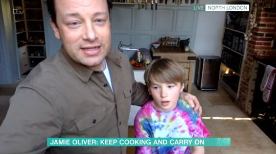 Jamie Oliver This Morning