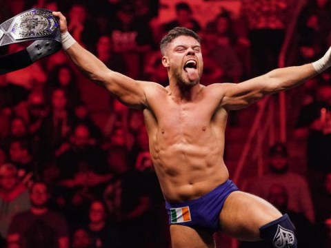 WWE's Jordan Devlin wants to prove Triple H and Shawn Michaels right for public support