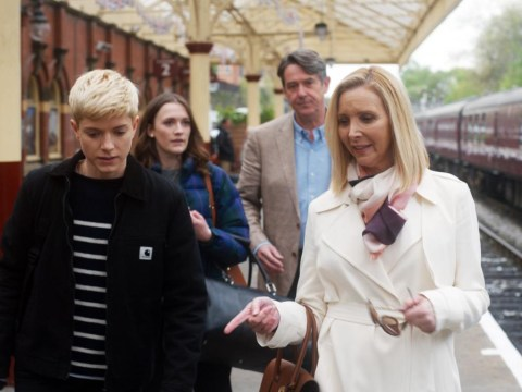 How Friends legend Lisa Kudrow was cast in Mae Martin's new Channel 4 and Netflix comedy Feel Good