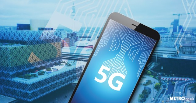 5G isn't going to give you a radiation overdose (Metro.co.uk)