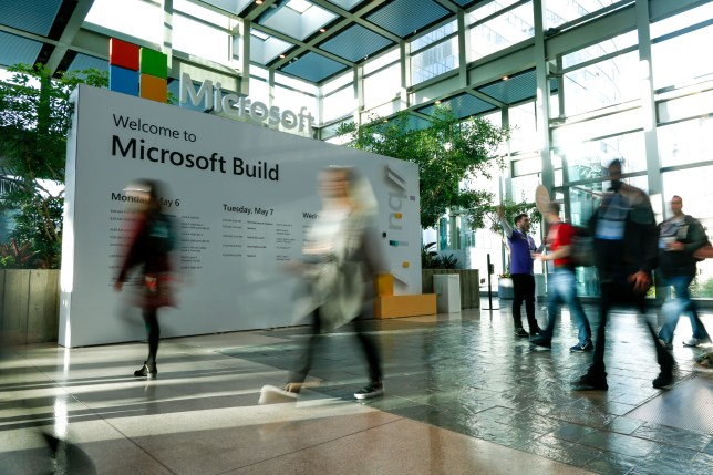 Microsoft Build will become a digital event this year (Microsoft)