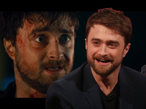 Daniel Radcliffe is a much better actor than the world is giving him credit for