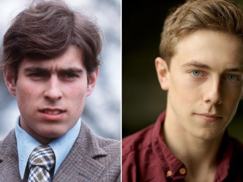 Unknown actor Tom Byrne 'cast as young Prince Andrew in Netflix's The Crown' – which is kind of unfortunate