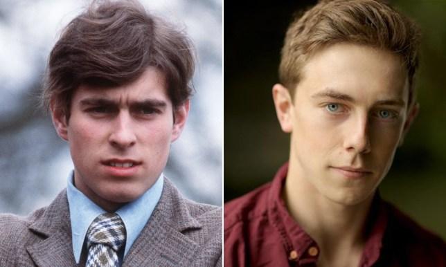 Prince Andrew, Tom Byrne