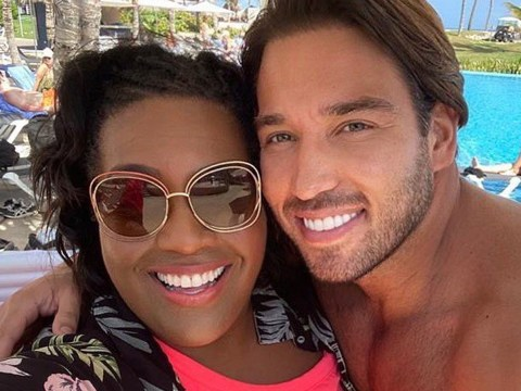 Holly Willoughby annoyed at 'rude' comment to Alison Hammond from Celebs Go Dating star James Lock