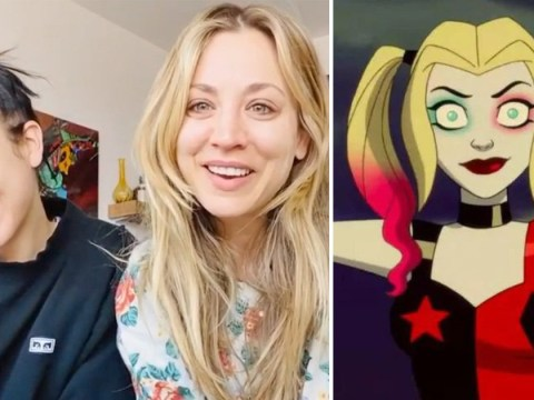 Kaley Cuoco's sister Briana joins Harley Quinn season 2 in the most badass role there is
