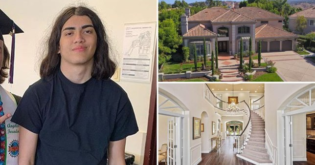 Image result for Michael Jackson's youngest son Blanket buys $2.6m home just days after celebrating 18th birthday (photos)