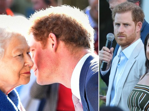 Queen tells Harry 'you're welcome back any time' during four-hour meeting