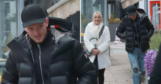 Jordan Pickford gets married