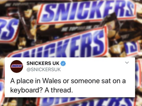 Anger after Snickers compares Welsh language to 'someone sitting on a keyboard'