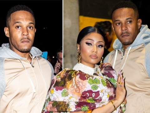 Nicki Minaj's husband Kenneth Petty pleads not guilty after 'failing to register as sex offender'