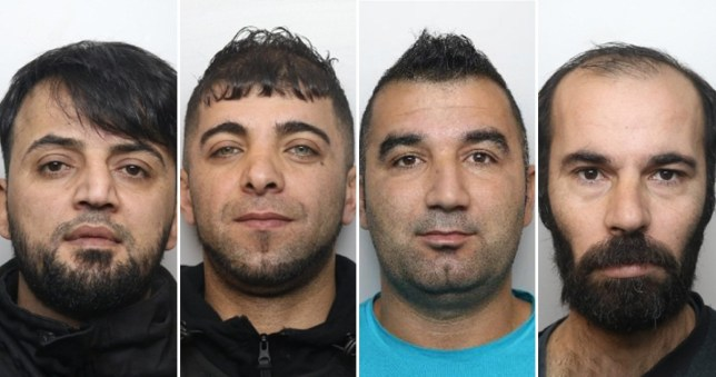 South Yorkshire grooming gang convicted