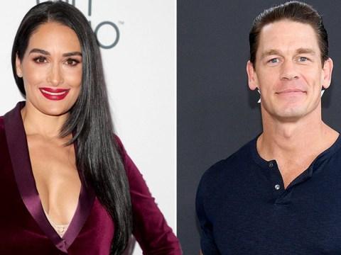 Nikki Bella denies throwing shade at ex-fiancé John Cena and insists she has 'no reason' to do so