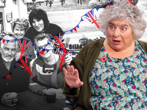 Harry Potter's Miriam Margolyes turns down chance to replace Sandi Toksvig on Great British Bake Off