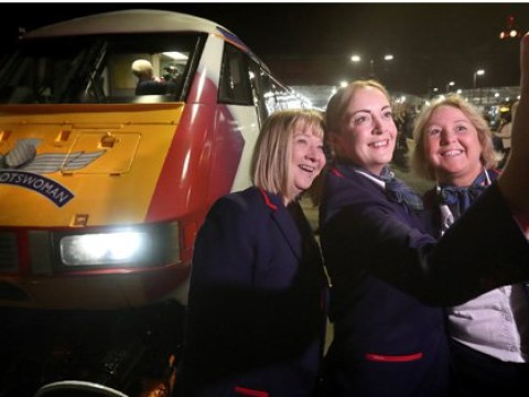 All-women trains launched for International Women's Day
