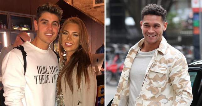 Demi Jones, Luke M, Callum Jones, Love Island