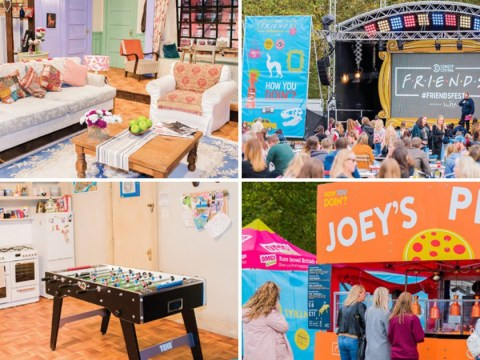 FriendsFest tickets, dates, locations and what to expect from the celebration of all things Friends