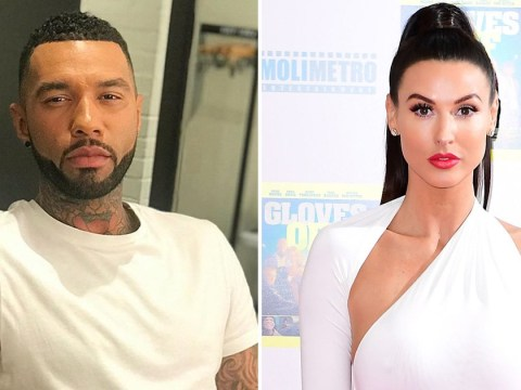 Jermaine Pennant splits from wife Alice Goodwin after nearly six years of marriage