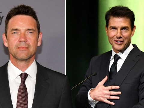 Dougray Scott missed out on playing Wolverine because Tom Cruise 'didn't let him do it'