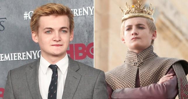 Game of Thrones' Joffrey star Jack Gleeson