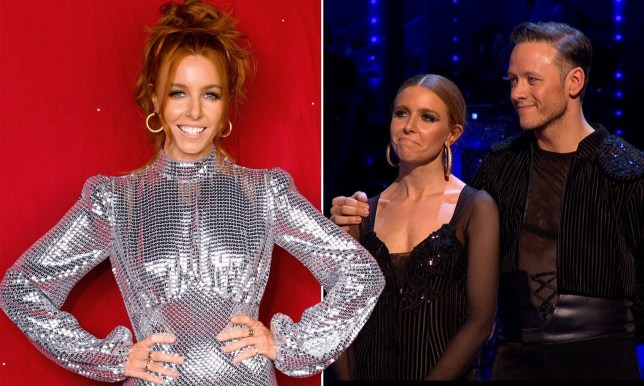 Stacey Dooley shuts down claims she pushed Kevin Clifton to quit Strictly
