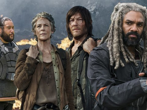 The Walking Dead: Who will die as Alpha's deadly trap surrounds Daryl and gang with Whisperer horde
