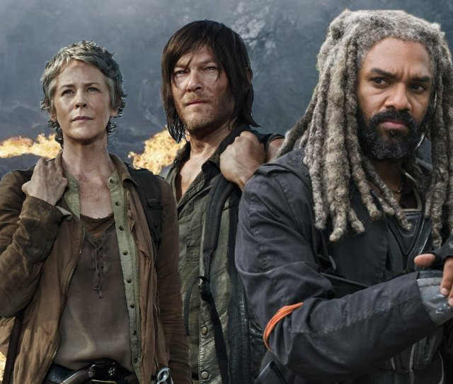 The Walking Dead Who Dies As Daryl And Gang Fall Into Alphas