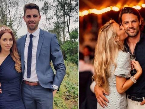 Una Healy 'splits' from boyfriend David Breen after ex-husband Ben Foden's wife reveals pregnancy